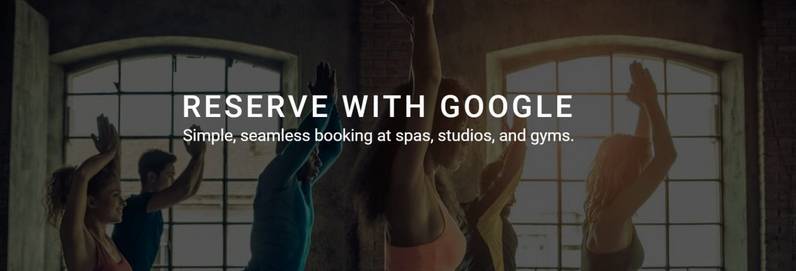 "Reserve spa, studios and fitness with ""Reserve"""